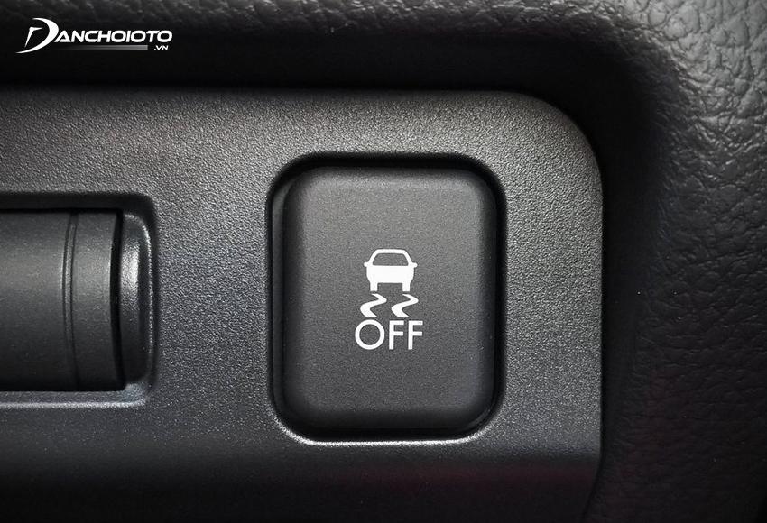 Nút cân bằng điện tử ô tô ESP
