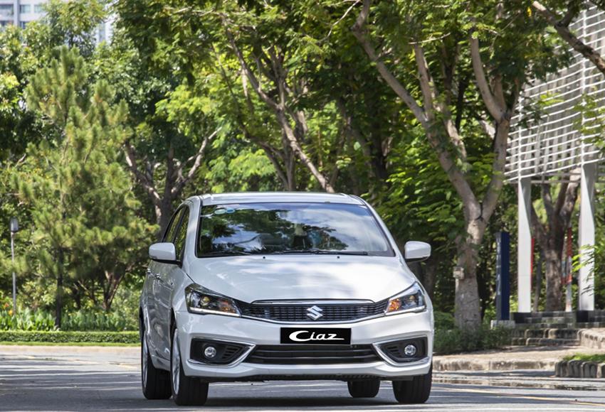 Suzuki Ciaz cũng là một cái tên đáng nhắc đến khi nói về những xe oto tầm giá 500 triệu