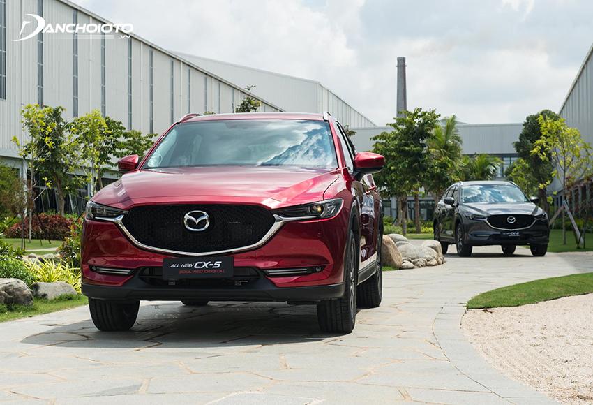 """Với những ai đang chưa biết tầm giá 800 triệu nên mua xe gì thì Mazda CX-5 là cái tên rất """"đáng đồng tiền bát gạo"""""""