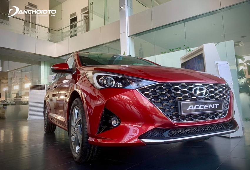 Với những ai đang xem xét tầm 500 triệu nên mua xe gì thì Accent là một gợi ý rất đáng tham khảo