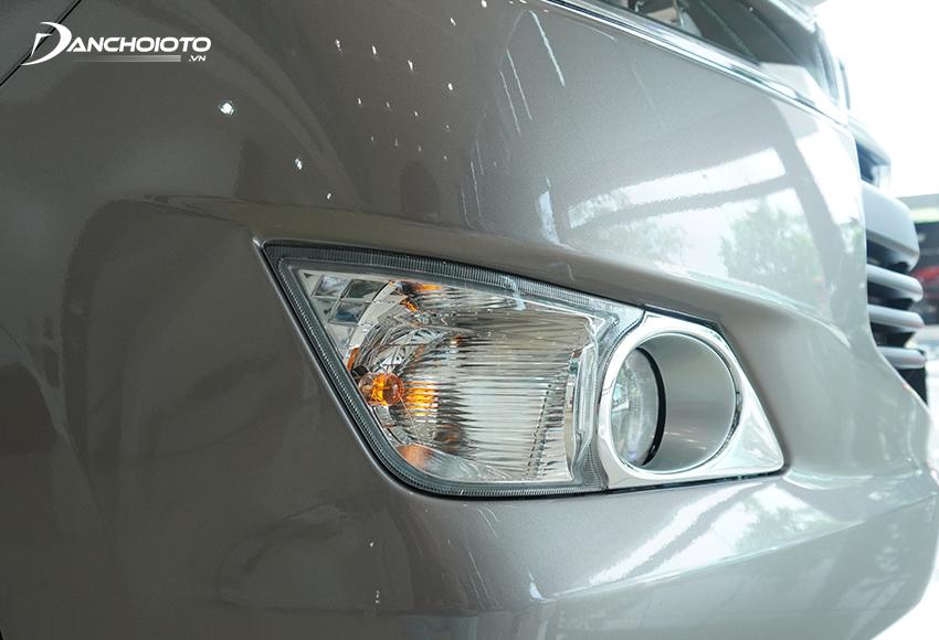 Đèn là một trong các bộ phận quan trọng tiếp theo cần kiểm tra khi nhận xe ô tô mới