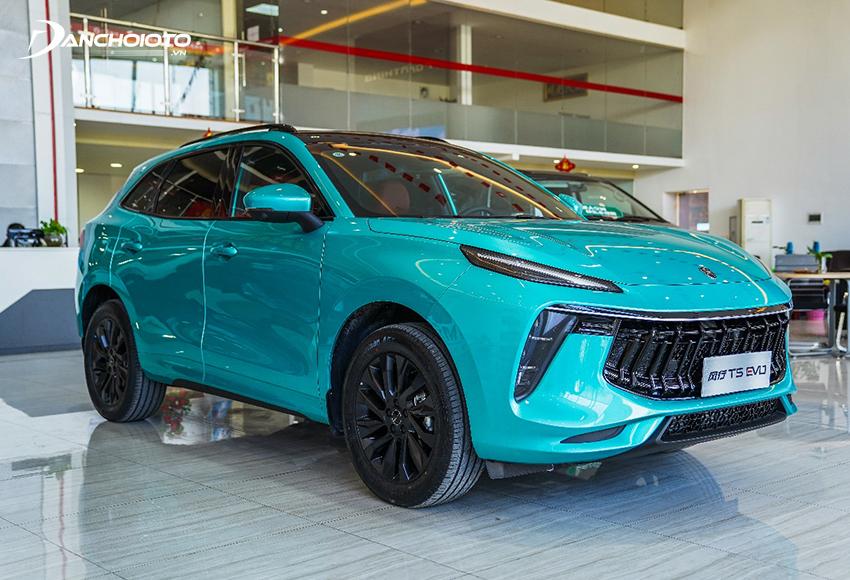 Dongfeng là một trong 4 nhà sản xuất ô tô lớn nhất tại Trung Quốc