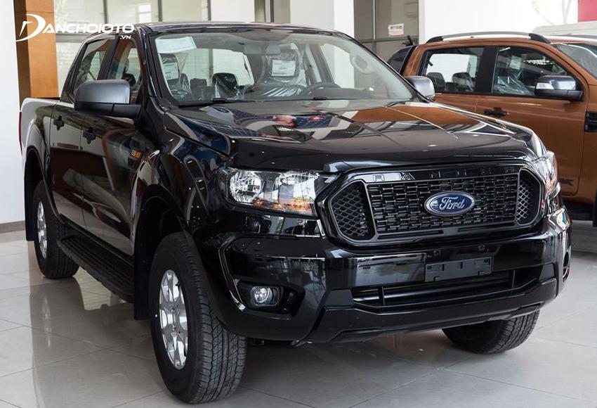 Ford Ranger luôn là cái tên nhiều người nghĩ đến đầu tiên khi dự định mua xe bán tải số sàn