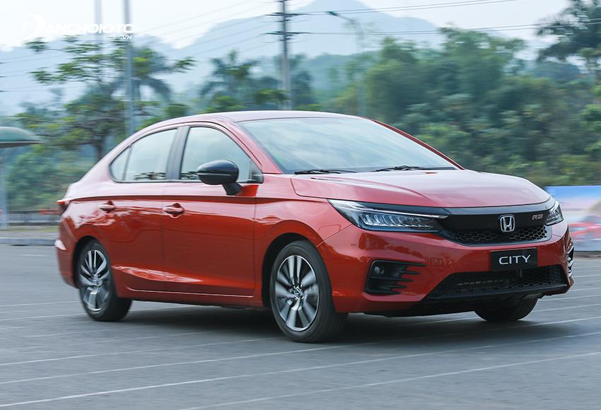 Honda City được nhận định là một ứng cử viên sáng giá cho câu hỏi xe ô tô nào bền và tiết kiệm xăng trong phân khúc hạng B