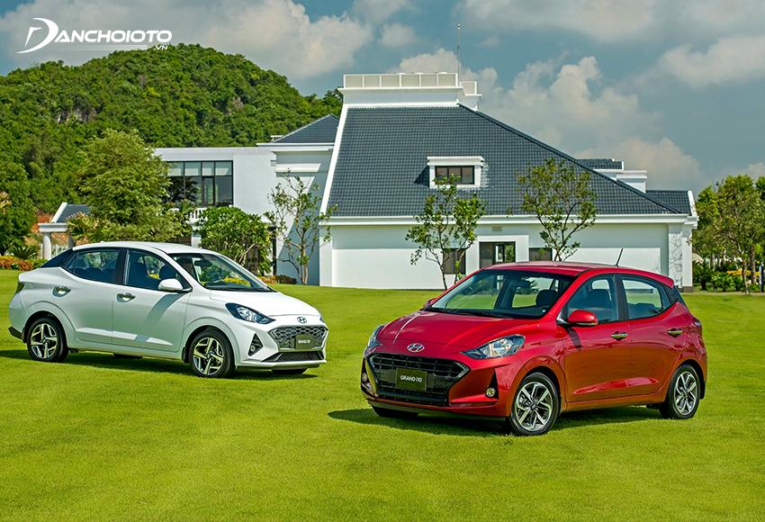Hyundai Grand i10 2021 có thiết kế sắc sảo, trẻ trung và cá tính