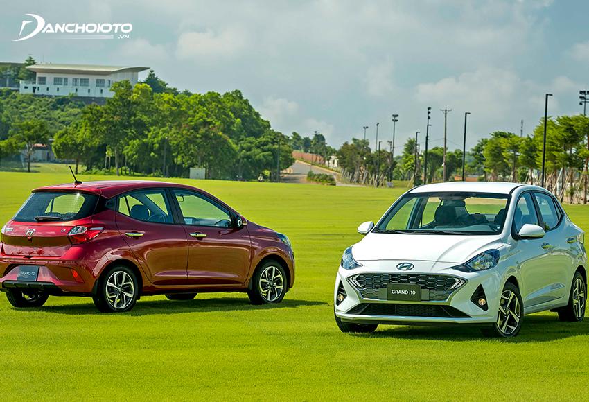 Hyundai i10 sedan và hatchback đều có những ưu nhược điểm riêng