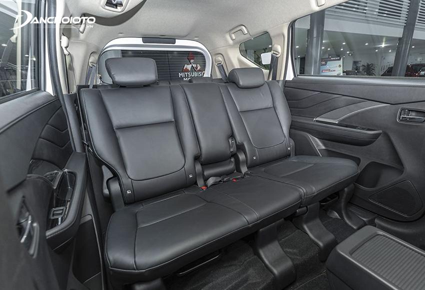 Khoang hành khách và hành lý rộng rãi là một trong các tiêu chí mua ô tô gia đình đầu tiên cần xét đến