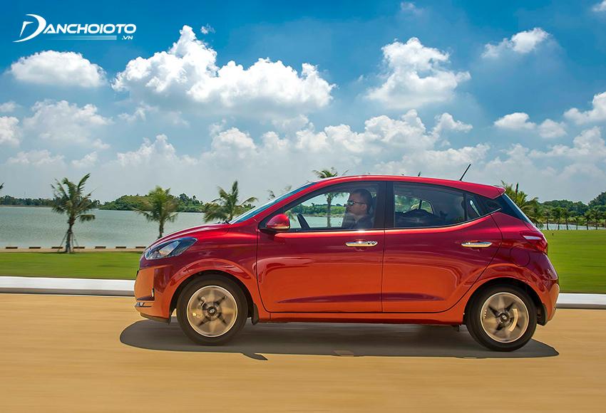 Khung xe Hyundai i10 thế hệ thứ ba sử dụng đến 65% thép cường lực tân tiến