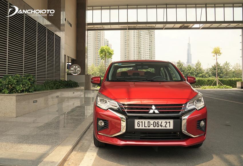Mitsubishi Attrage là mẫu xe hạng B tiết kiệm xăng nhất phân khúc hiện nay