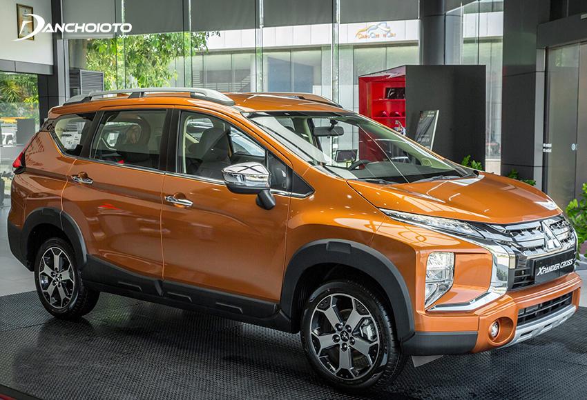 Mitsubishi Xpander là cái tên đầu tiên phải kể đến khi nói về những xe ô tô gia đình 7 chỗ giá rẻ nên mua