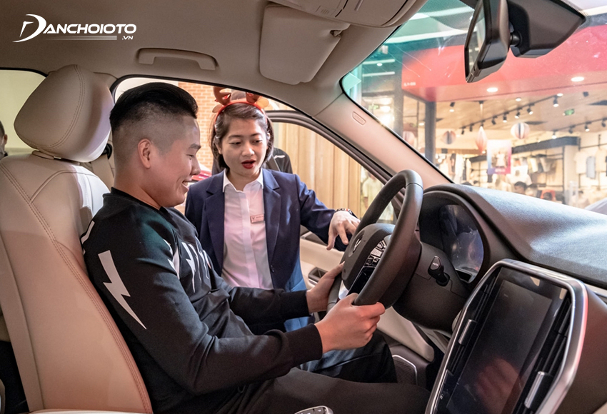 Nếu mua xe chủ yếu đi trong phố thì nên chọn xe số tự động