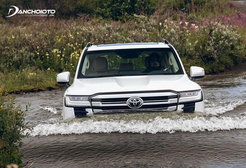 Toyota Land Cruiser thế hệ mới sử dụng động cơ 3.5L V6 Turbo cho sức mạnh vượt trội hơn, tiết kiệm nhiên liệu hơn