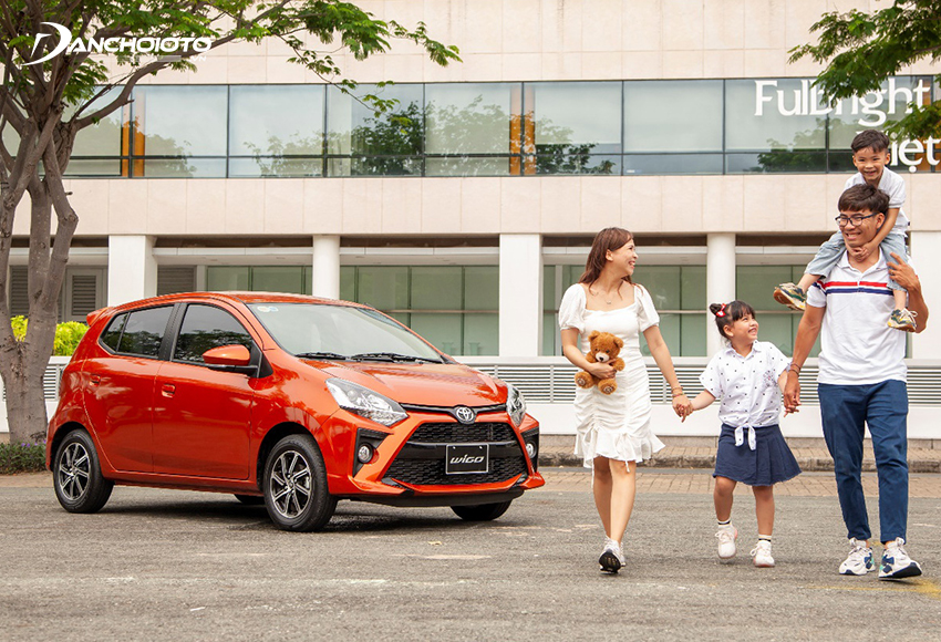 Toyota Wigo là một trong các ứng cử viên sáng giá nhất trong các loại xe ô tô gia đình giá rẻ