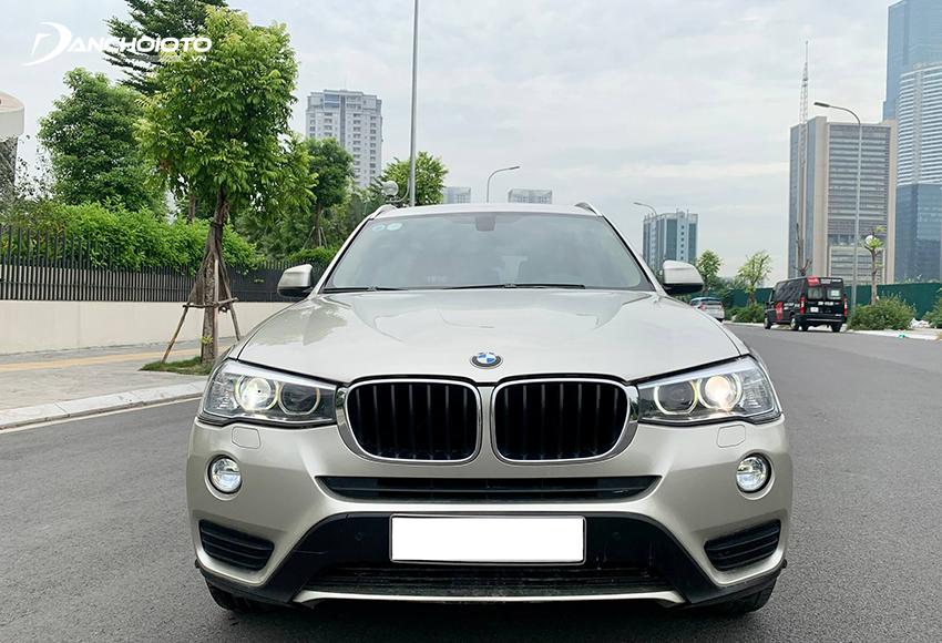 """BMW X3 xDrive20i là lựa chọn """"đáng đồng tiền bát gạo"""" ở phân khúc xe SUV cũ tầm 1 tỷ đồng"""