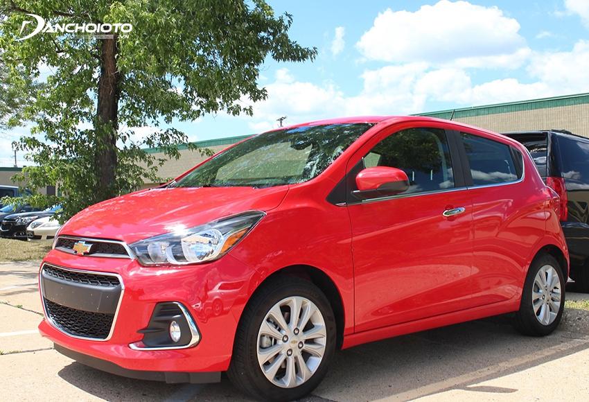 Chevrolet Spark 2018 – 2019 là một lựa chọn rất hấp dẫn trong các dòng xe 4 chỗ cũ dưới 200 triệu đến tầm 200 triệu đồng
