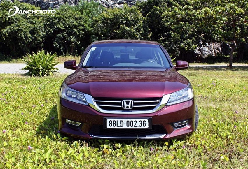Honda Accord là cái tên đáng tìm hiểu qua nếu đang đắn đo 600 triệu nên mua xe cũ gì