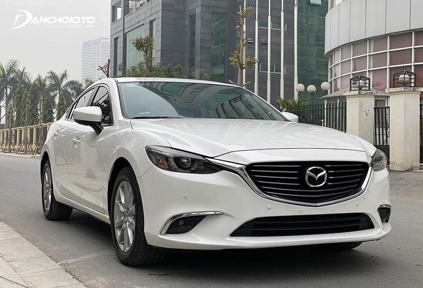 Mazda 6 là lựa chọn sáng giá với những ai đang tìm 700 triệu nên mua xe cũ nào