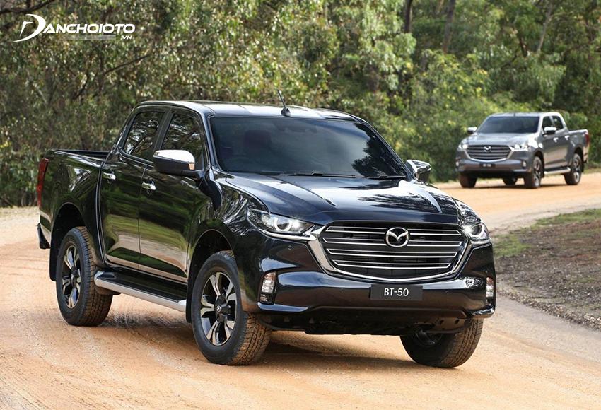 """Mazda BT-50 là một trong những """"gương mặt"""" nổi bật nhất của xu hướng bán tải cho người đô thị"""