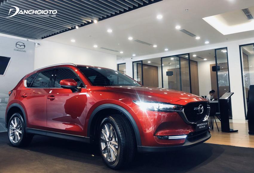 Mazda CX-5 là cái tên rất đáng tham khảo nếu đang dự định mua xe 5 chỗ gầm cao dưới 1 tỷ hay tầm 1 tỷ đồng