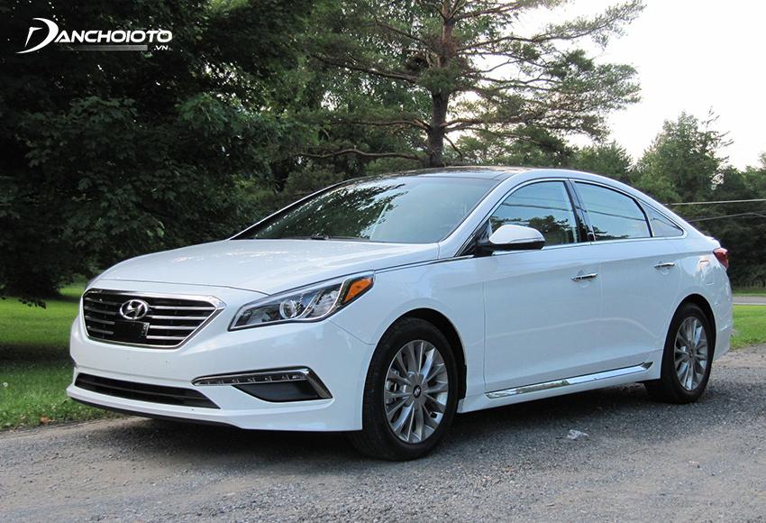 Nếu đang phân vân 600 triệu nên mua xe cũ nào tốt ở phân khúc sedan hạng D thì Sonata là cái tên nên cân nhắc qua
