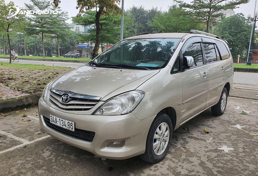 Nếu đang tìm mua xe ô tô 7 chỗ cũ giá 200 triệu thì Toyota Innova cũ đời 2009 – 2011 rất đáng để cân nhắc