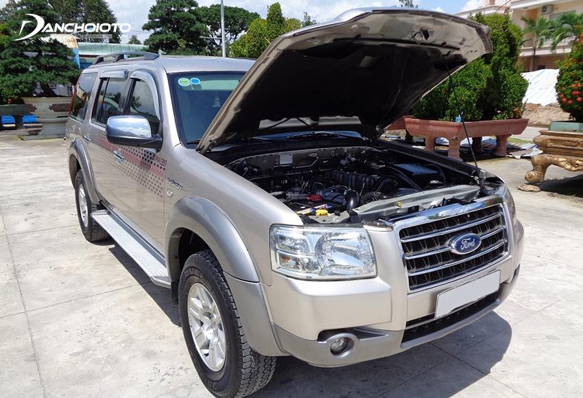 Nếu đang tìm xe SUV 200 triệu cũ thì có thể tham khảo Ford Everest