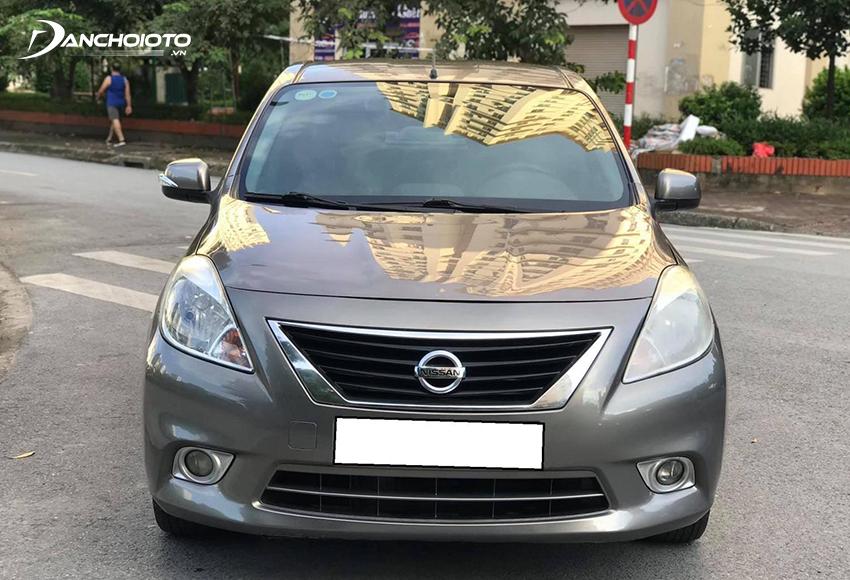 Nissan Sunny 2015 – 2016 cũ cũng là một gợi ý không thể bỏ qua nếu đang tìm 200 triệu nên mua xe cũ nào