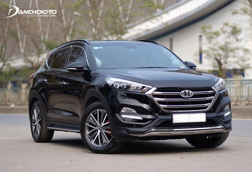 Trong các dòng SUV/CUV cũ giá 600 triệu, Hyundai Tucson cũng là một cái tên đặc biệt phải nhắc đến